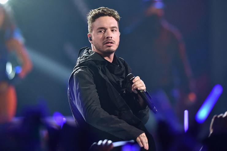 J Balvin performs onstage at Univision's Premios Juventud 2015 at Bank United Center on July 16, 2015 in Miami, Florida.