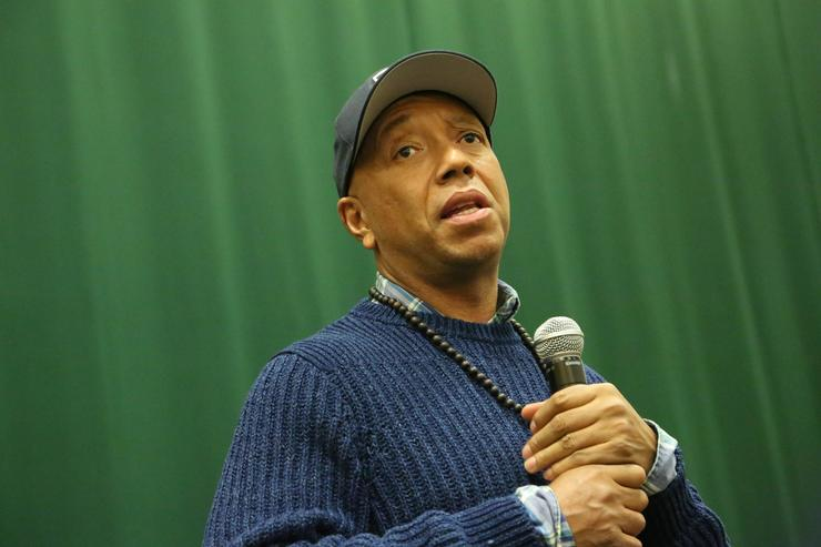 "Russell Simmons, Creator Of ""Traffic Jams"""