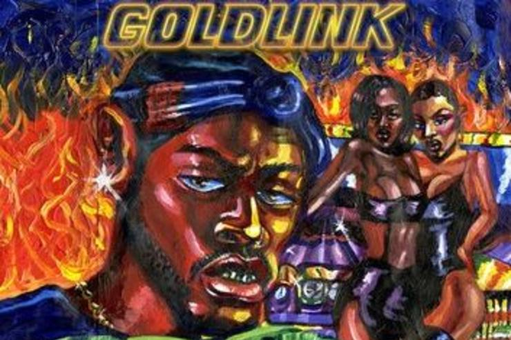 "Goldlinks ""At What Cost"" cover art"