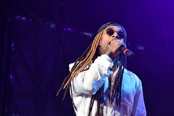 Ty Dolla Sign performs onstage during 103.5 KTU's KTUphoria 2017