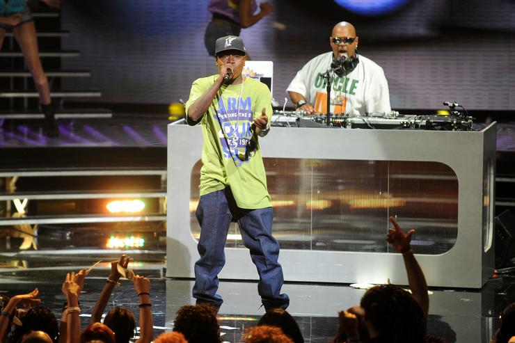 Rapper Trick Daddy performs onstage at the 2010 Vh1 Hip Hop Honors at Hammerstein Ballroom on June 3, 2010 in New York City.