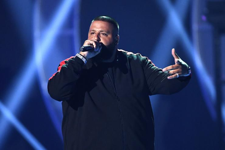 DJ Khaled performs onstage during the 2017 iHeartRadio Music Festival at T-Mobile Arena on September 23, 2017 in Las Vegas, Nevada.