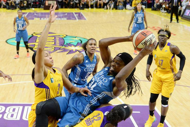 WNBA Finals: Lynx top Sparks 80-69 to force deciding fifth game
