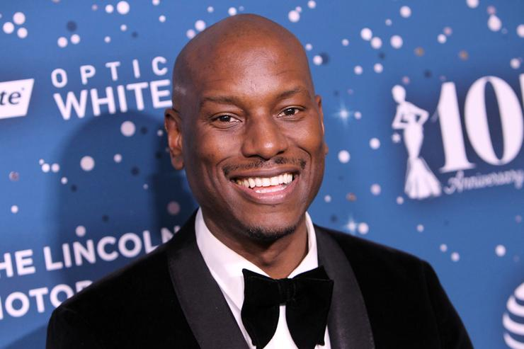 Tyrese Reveals Psych Meds Are Behind Public Meltdown