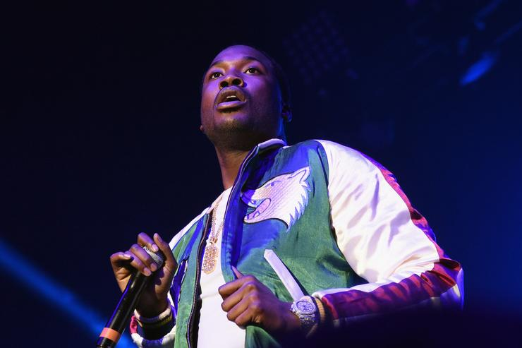 Kevin Hart, Big Sean Voice Support for Meek Mill Rally