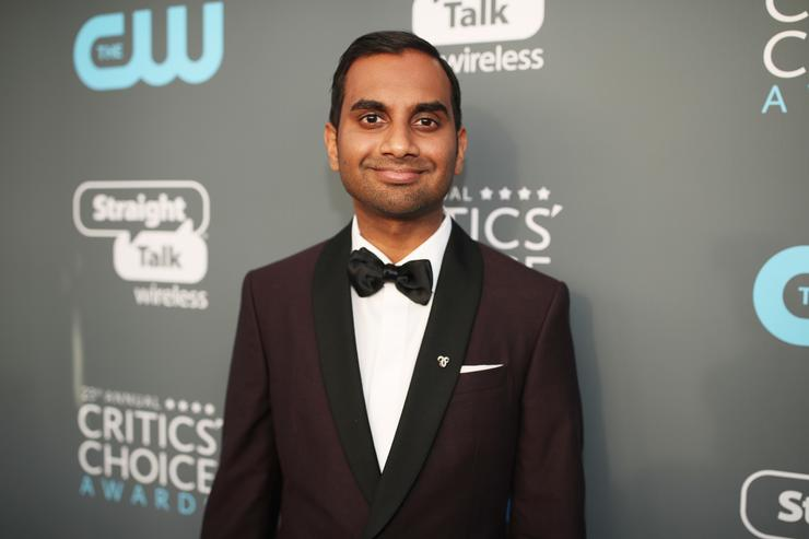 Aziz Ansari has been accused of sexually assaulting a photographer