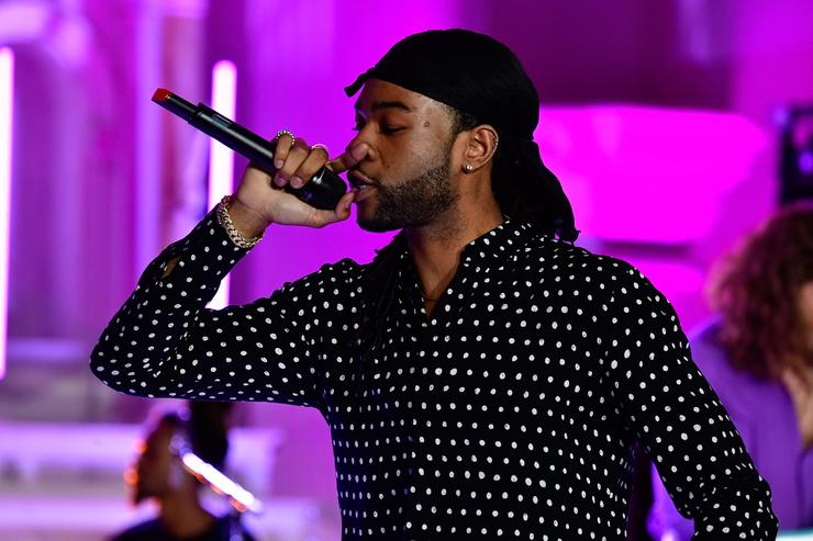 PartyNextDoor performs onstage during Spotify's Inaugural Secret Genius Awards hosted by Lizzo at Vibiana on November 1, 2017 in Los Angeles, California.