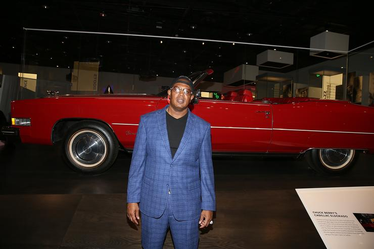 Cast member Master P attends WE tv's celebration of 'Growing Up Hip Hop' Season 3 at the Smithsonian Institute National Museum of African American History and Culture on July 20, 2017 in Washington, DC.