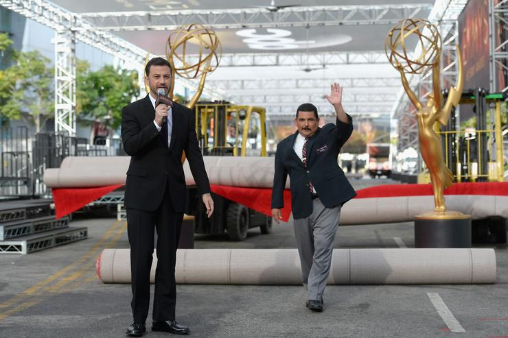 Watch 'Jimmy Kimmel Live' Remake Drake's