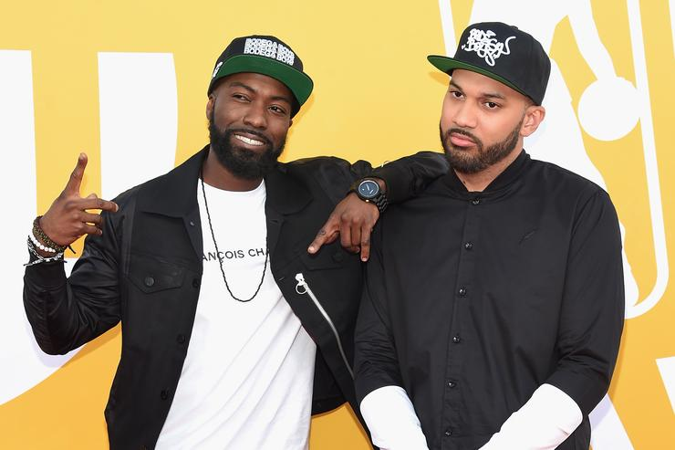 Desus & Mero Mock DJ Envy's Confrontational Interview and Walk-Out