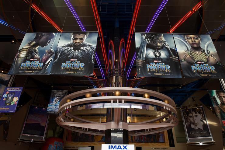 Black Panther Remains No. 1 For Fifth Consecutive Week