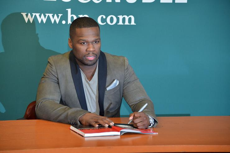 Fox Details Sex with 50 Cent; 50 Responds