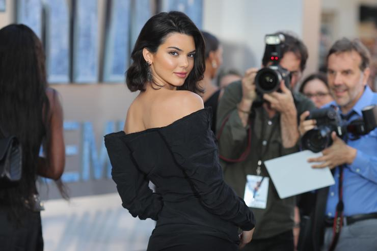 Kendall Jenner attends the premiere of EuropaCorp and STX Entertainment's 'Valerian and The City of a Thousand Planets' at TCL Chinese Theatre on July 17, 2017 in Hollywood, California