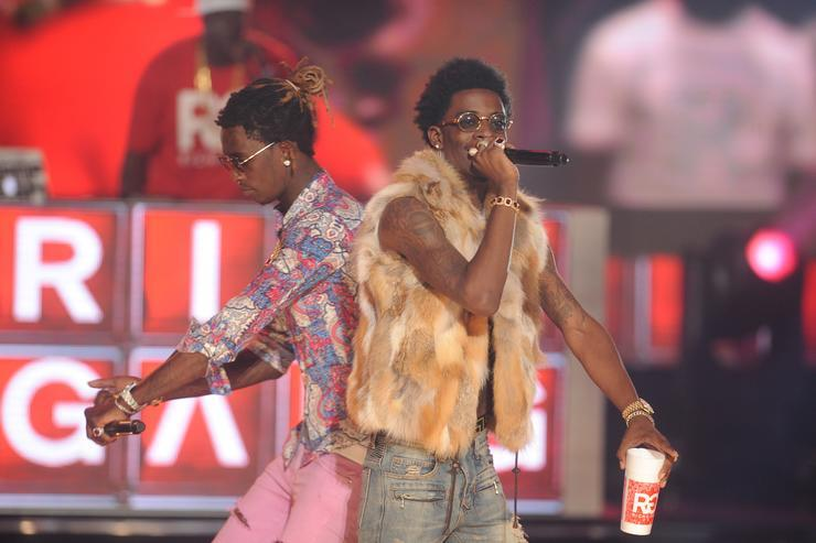 young thug and rich homie quan relationship counseling