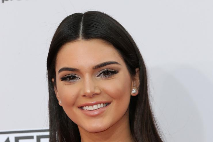 Kendall Jenner attends the 42nd Annual American Music Awards at the Nokia Theatre L.A. Live on November 23, 2014 in Los Angeles, California