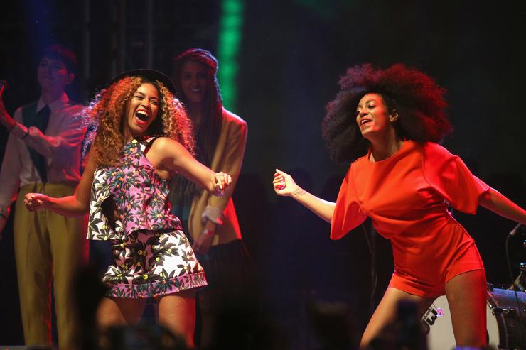 Beyonce and Solange Went to Counseling to Deal With Childhood Fame