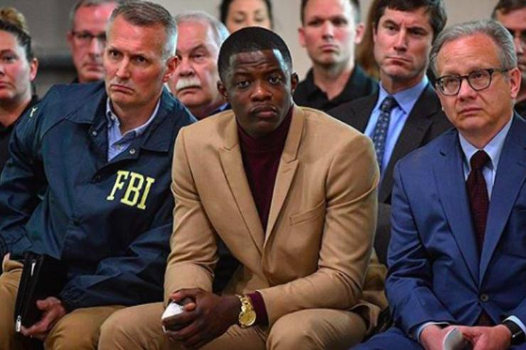 Families of Waffle House shooting victims meet with hero James Shaw Jr