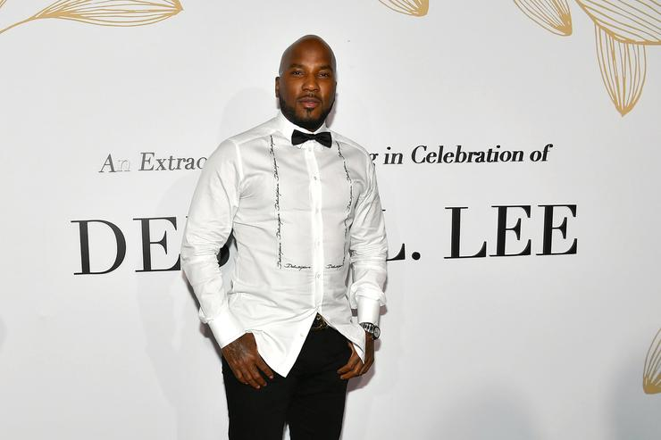 Jeezy attends the Debra Lee Pre-BET Awards Dinner at Vibiana on June 20, 2018 in Los Angeles, California.