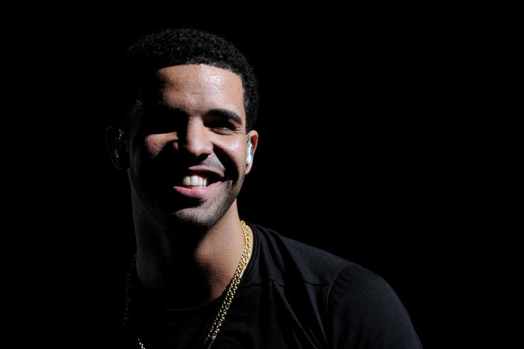 Drake performs at The Verizon Wireless Amphitheatre on May 8, 2012 in Irvine, California