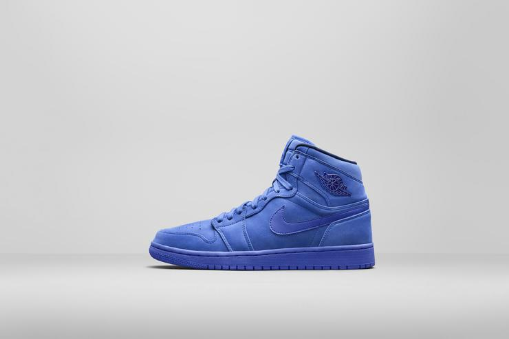 Air Jordan I High Premium Racer Blue