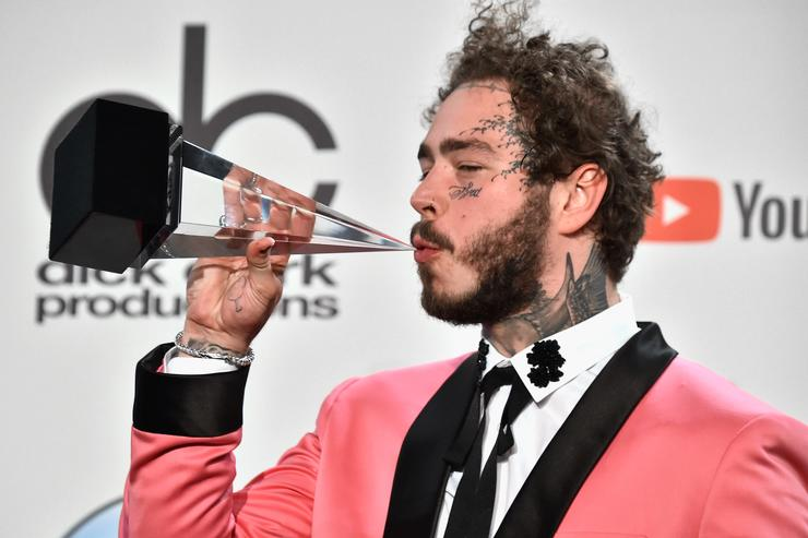 Post Malone Reportedly