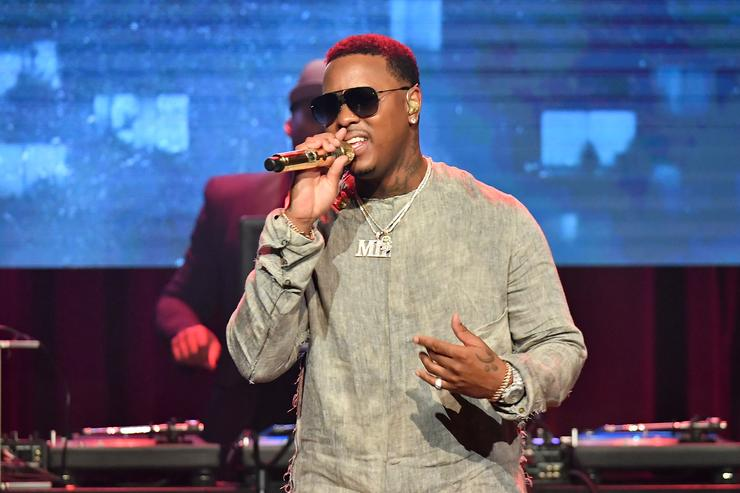 Jeremih performs onstage at the ASCAP 2017 Rhythm & Soul Music Awards at the Beverly Wilshire Four Seasons Hotel on June 22, 2017 in Beverly Hills, California