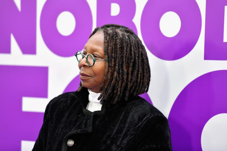 Whoopi Goldberg attends the world premiere of 'Nobody's Fool' at AMC Lincoln Square Theater on October 28, 2018 in New York, New York
