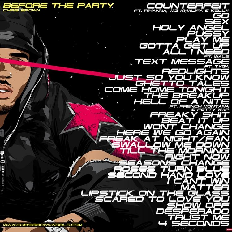 Chris Brown - Before The Party