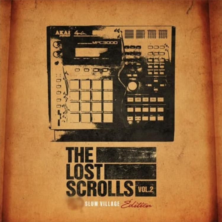 Image result for slum village the lost scrolls