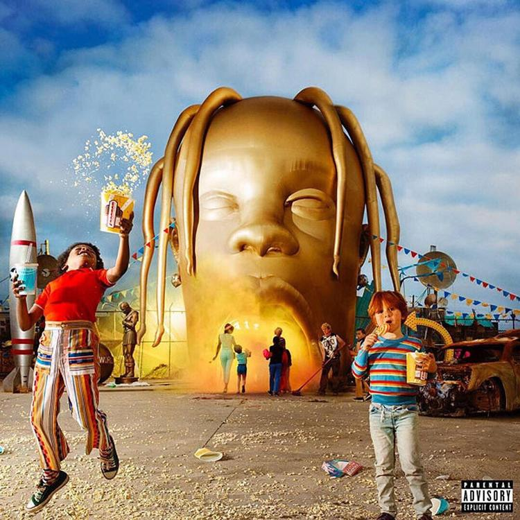 Travis Scott - Astroworld Album Download