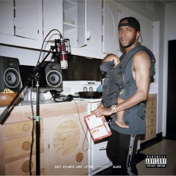 6LACK - East Atlanta Love Letter Album Download