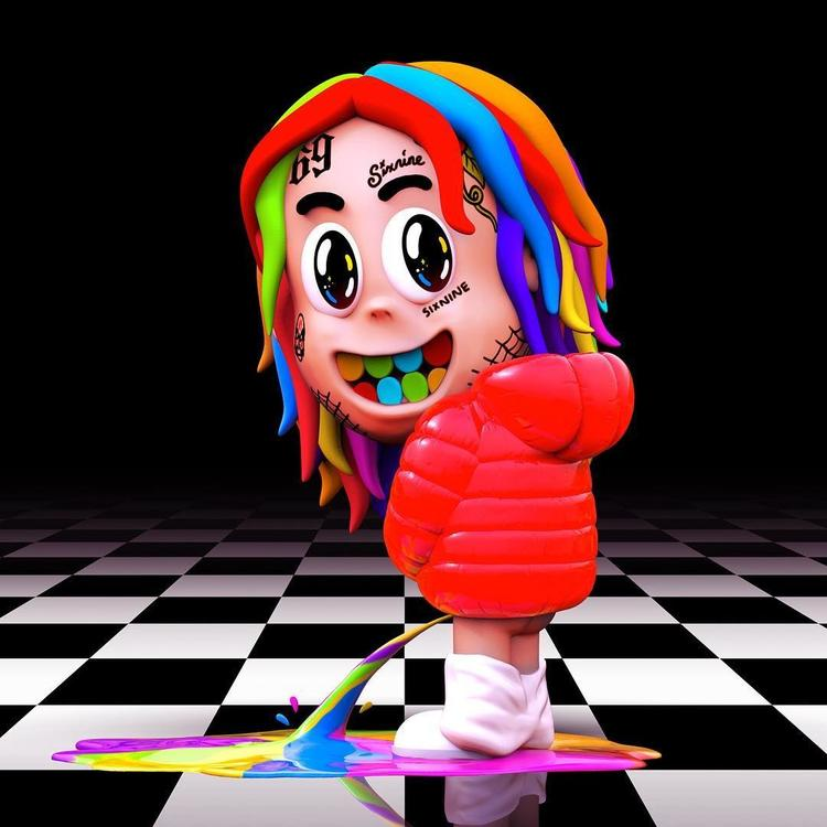 Tekashi 6ix9ine - DUMMY BOY Album (Zip Download)
