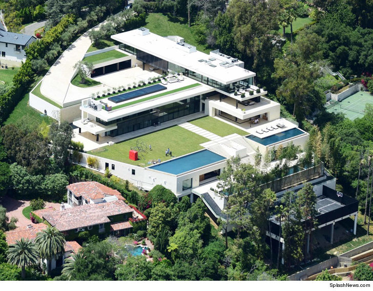 Jay Z Amp Beyonce S New Bel Air Estate Could End Up Costing