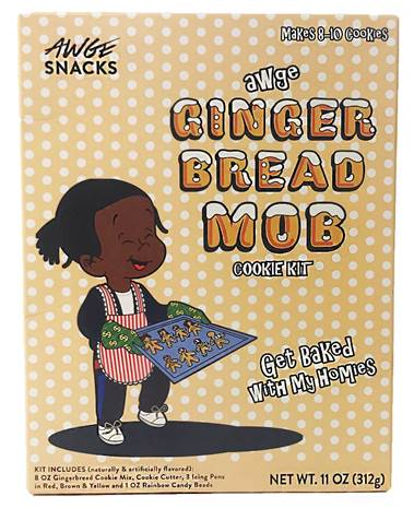 """A$AP Rocky Partners With Candy Retailer For """"Ginger Bread Mob"""" Cookie Kit"""