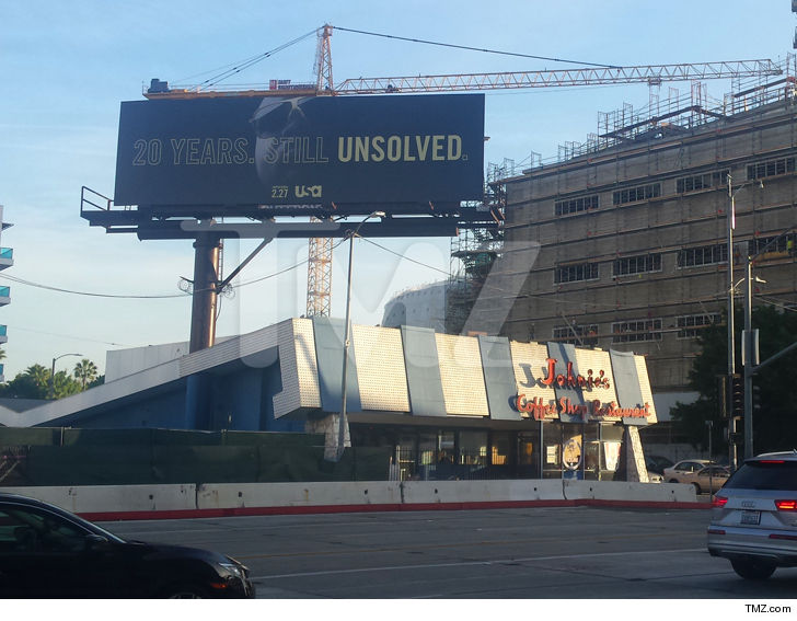 A New Notorious B.I.G Billboard Now Overlooks His Murder Scene