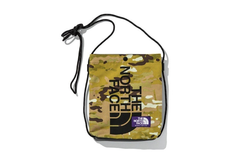 The North Face Purple Label Debuts Camo Collection
