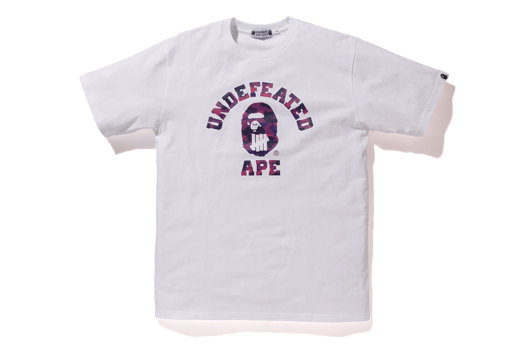 Bape Undefeated Link Up For New Spring 2018 Collaboration