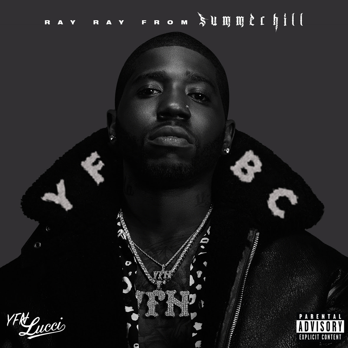 "YFN Lucci Reveals ""Ray Ray From Summer Hill"" Cover Art"