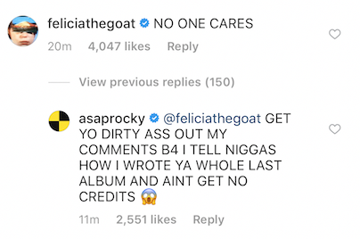9321ab36 Are you hoping for a Tyler feature on Rocky's upcoming album? What are your  thoughts on the album rollout thus far and when do you think we can expect  the ...