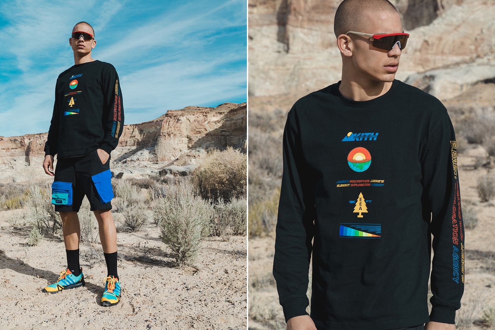 eb732e85dd1ba Kith s Utah-Inspired Collection Features Collabs With Adidas