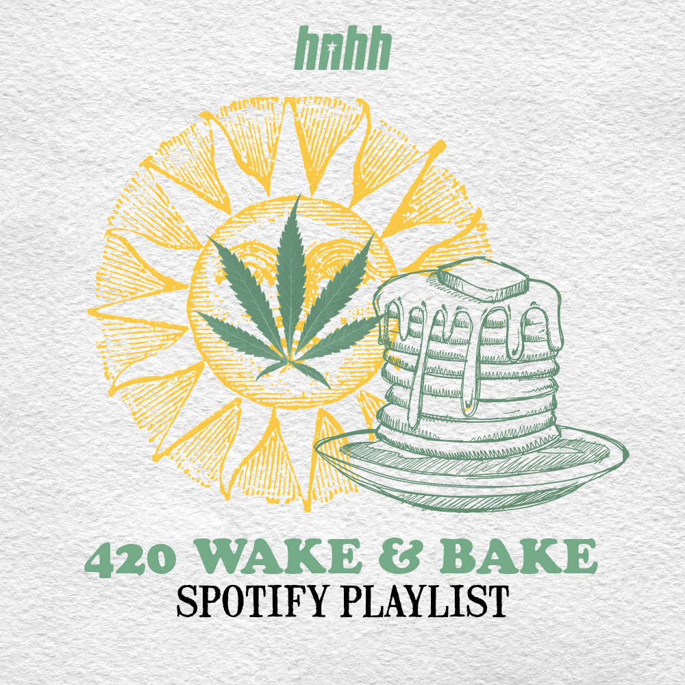 "The Essential ""Wake & Bake Playlist"" For All Your 420 Needs"