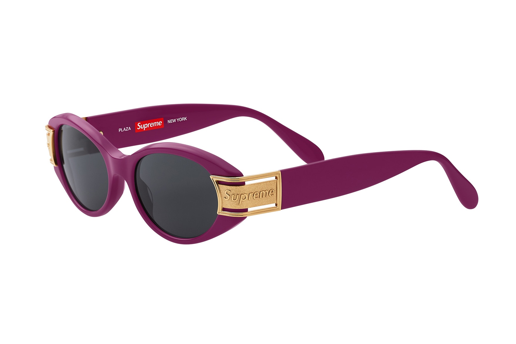 Supreme Debuts Five New Italian Handcrafted Sunglasses For The Summer