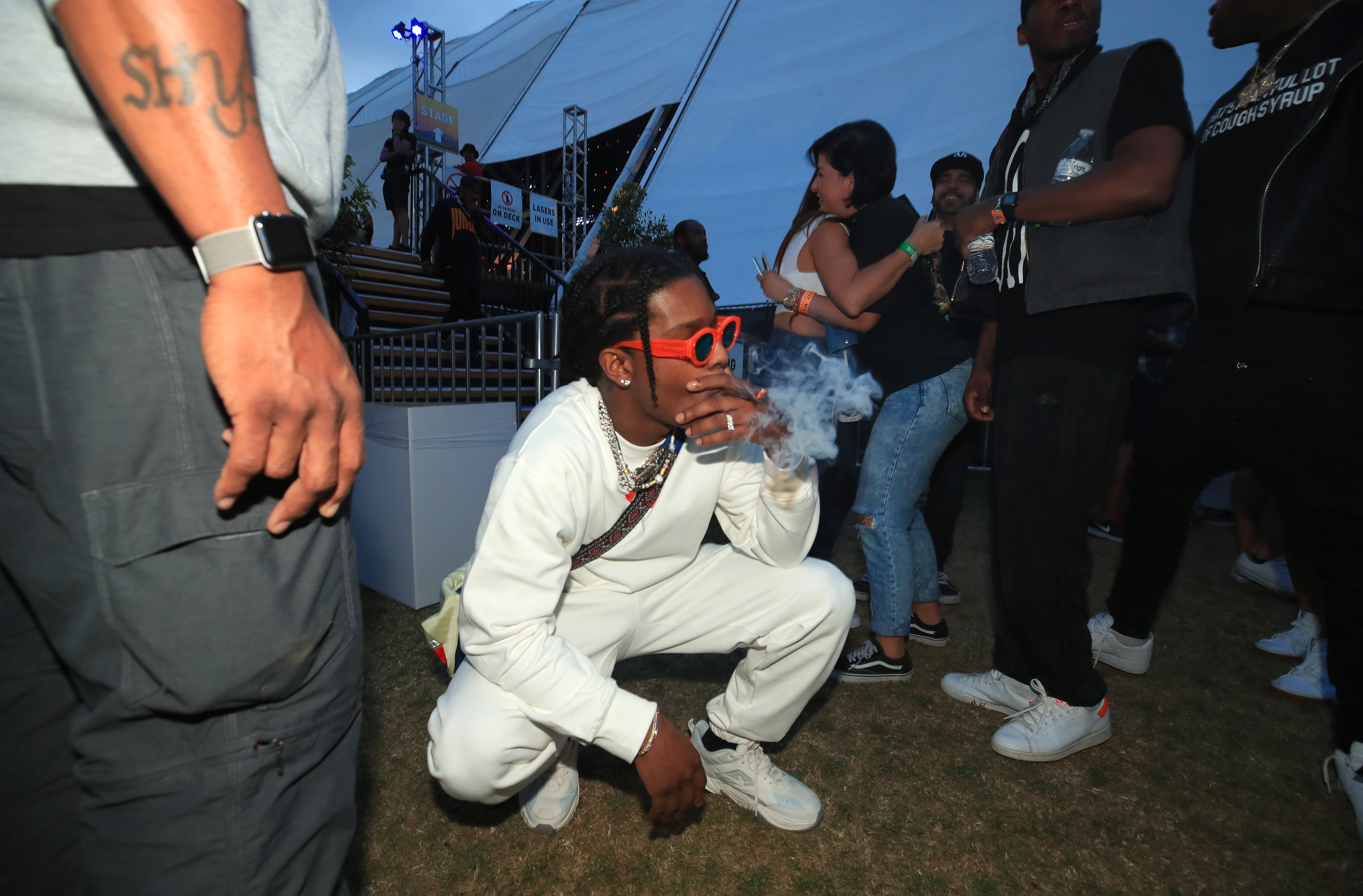 """A$AP Rocky's """"Testing"""" And Where His New York Connection Exists"""