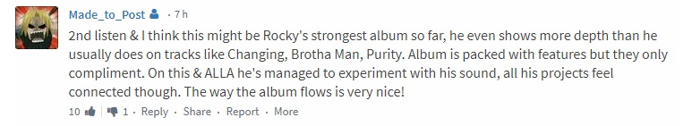 """A$AP Rocky """"Testing"""" Fans With New Album, See How They React"""