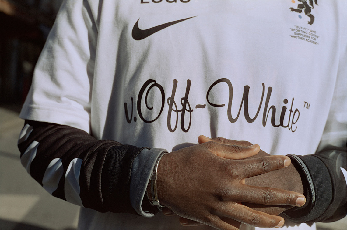 7edd15e01 Off-White   Nike Team Up For World Cup-Inspired