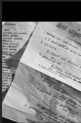 "Denzel Curry Posts Tracklist For XXXTentacion's Never Released ""Bad Vibes Forever"""
