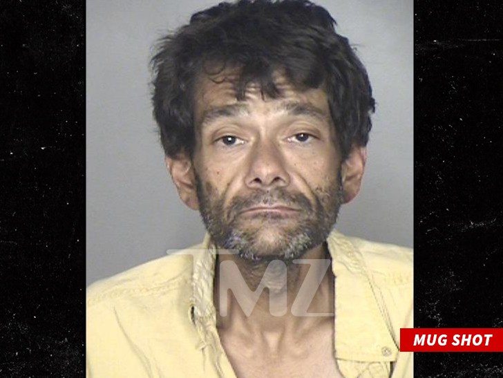 "Goldberg Of ""The Mighty Ducks"" Looks Unrecognizable In Latest Mugshot"