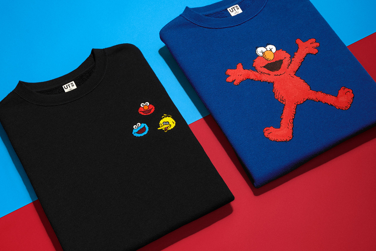 1b83644ed Uniqlo UT & KAWS Link Up Once Again For