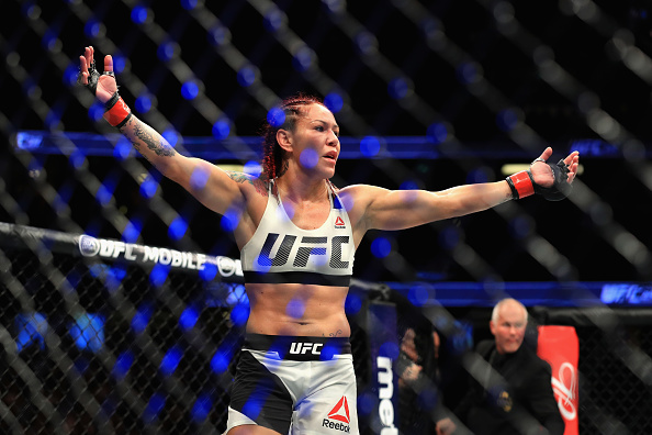 """Halle Berry Training With UFC's Cris Cyborg For """"John Wick 3"""""""