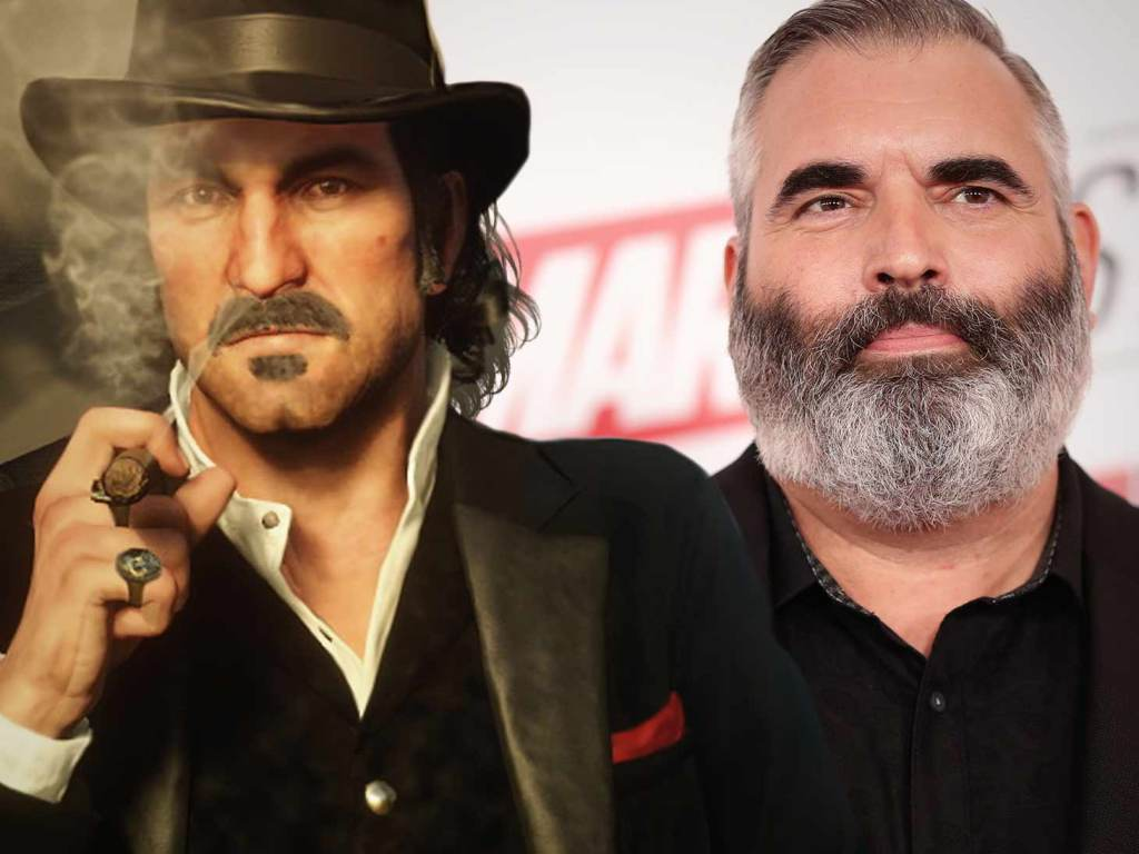 Red Dead Redemption 2's Voice Actors Look Just Like Their Characters